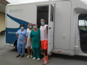 """""""VacciniAmo la Riviera"""": prime dosi somministrate a Rimini e San Mauro Mare. I prossimi appuntamenti lungo la costa romagnola"""