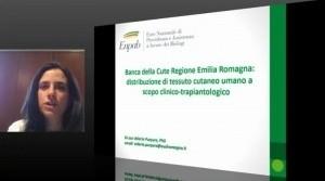 L'Ente Nazionale di Previdenza e Assistenza dei Biologi (ENPAB) premia l'attività della Banca della Cute Regione Emilia Romagna