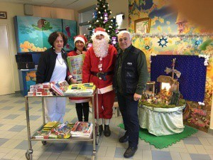 Natale in Pediatria con tanti eventi