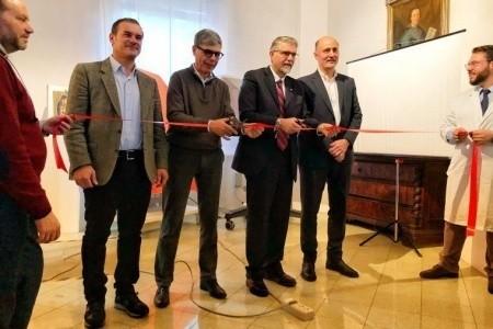 """Chirurgia di Faenza verso il futuro, con la nuova colonna laparoscopica donata all'ospedale """"per gli Infermi"""""""