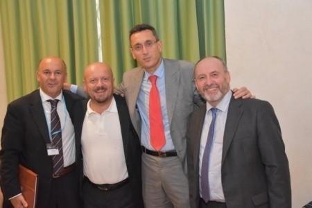 """Grande successo per il convegno mondiale""""The new frontiers in Gastric Cancer diagnosis and treatment"""" e la mostra sul cancro gastrico organizzati a Forlì"""