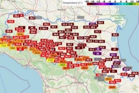 Ondate di calore: il piano di Ausl ed enti locali