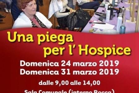 """Torna """"Una piega per l'hospice"""" a Forlimpopoli"""