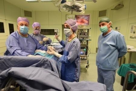 La Chirurgia Toracica dell'Ausl Romagna primo centro, per numero di interventi chirurgici  al polmone, in Emilia Romagna e tra i primi tre centri in Italia