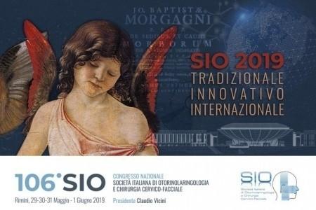 Un migliaio di iscritti al Convegno SIO 2019 (Rimini 29 maggio - 1 giugno)