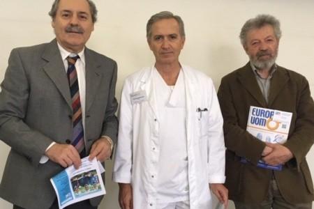 """""""FACCIAMO UN CONTROLLO?"""" A Rimini sabato 17 novembre Giornata di prevenzione del tumore alla prostata"""