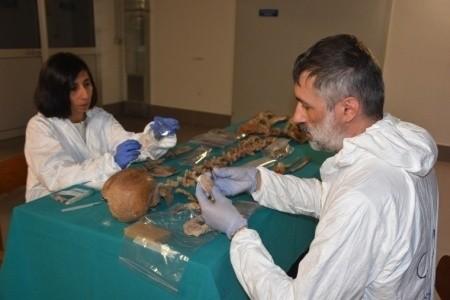 Domenica 21 ottobre presentazione alla stampa e alla cittadinanza dei primi risultati sulle reliquie di San Mercuriale (Forlì, Abbazia di San Mercuriale)