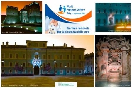 Giornata mondiale per la sicurezza delle cure e della persona assistita: OPERATORI SICURI, PAZIENTI SICURI, PROTEGGIAMOCI INSIEME
