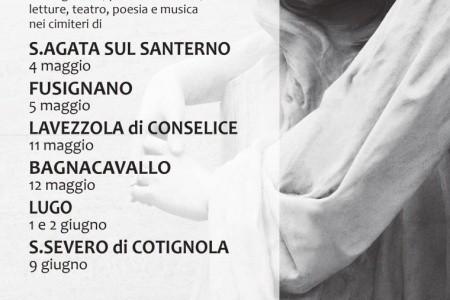 """Ausl Romagna Cultura invita a """"Musei a cielo aperto. Tra passato e presente un territorio si racconta"""" in  Bassa Romagna (4 maggio - 9 giugno)"""