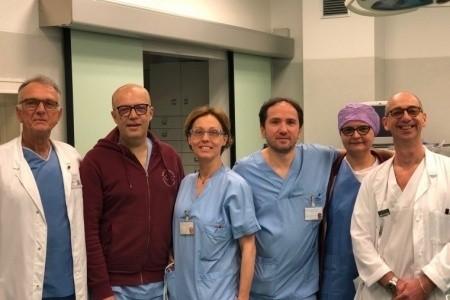 """Tecnica innovativa per il trattamento della patologia arteriosa ostruttiva periferica, applicata per la prima volta presso l'Ospedale di Forlì e pubblicata sulla prestigiosa rivista internazionale """"Journal of Endovascular Therapy"""""""