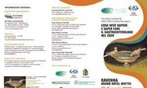 Ravenna in primo piano con due importanti eventi medico-scientifici