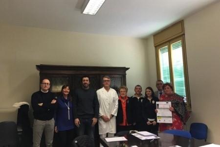 """""""Un sorriso contro il dolore"""": parte campagna di raccolta fondi per dotare l'ospedale di Ravenna di un innovativo apparecchio"""