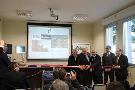 Ancora una donazione della BCC di Gradara: un fistuloscopio per l'ospedale di Cattolica, col quale si faranno 80 interventi l'anno