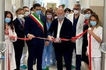 All'ospedale di Ravenna inaugurata l'Unità Operativa Terapia Antalgica