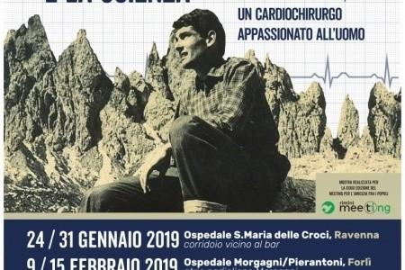 """""""La prima carità al malato è la scienza."""" Mostra agli ospedali di Ravenna e Forlì"""