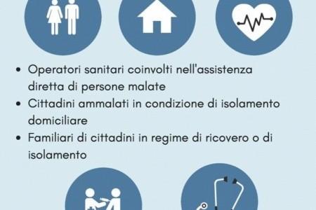Sostegno psicologico per operatori sanitari dell'Ausl Romagna e ammalati di COVID 19