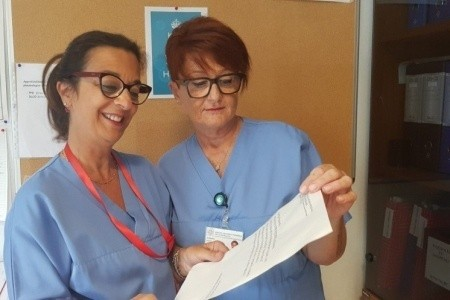 L'ospedale di Forlì per l'ambiente: carta riciclata per stampare referti e documenti