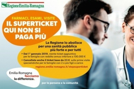 Addio al superticket su farmaci, visite ed esami