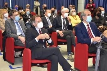 """Presentati i laboratori didattici del Corso di Laurea in Medicina e Chirurgia di Forlì.""""Presto il Policlinico della Romagna """" ha confermato il Rettore. Il servizio su Teleromagna"""