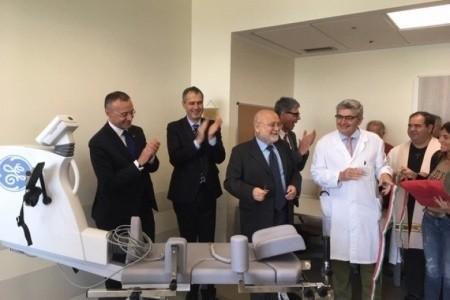 Un lettoergometro per la Cardiologia di Rimini, grazie a ASCOR, Fondazione Cassa Risparmio Rimini e Crédit Agricole Italia