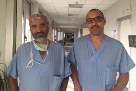 Al dottor Luca Ansaloni e al dottor Federico Coccolini, chirurghi del Bufalini,  l'abilitazione scientifica nazionale a professori ordinari in Chirurgia Generale