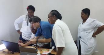 """Il Centro Studi """"Giovanni Donati"""" invita tutti i sanitari interessati ad aderire al servizio di telemedicina GHT (Global Health Telemedicine) operante in Italia e nei Paesi in via di Sviluppo"""