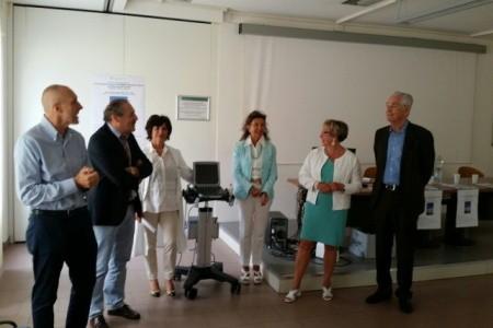 """Nuova donazione della Rimini Solidale Onlus alla Tin di Rimini. I consigli per """"nascere bene"""""""