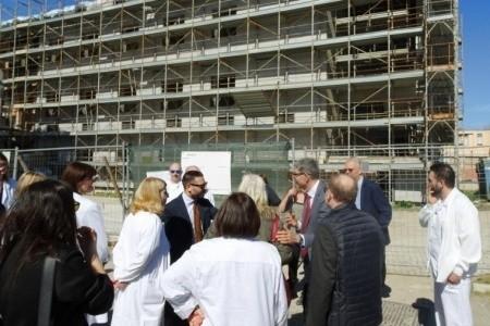 Lavori all'Ospedale di Lugo: per alcune settimane cambiano i percorsi di accesso