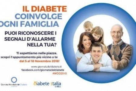 Giornata Mondiale del Diabete, tutte le iniziative in Romagna